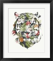 Tropical Tiger Fine Art Print
