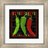 Spicy Peppers I Fine Art Print