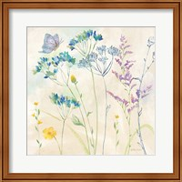 Wildflower Garden II Fine Art Print