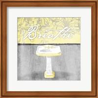Yellow Breathe Fine Art Print