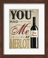 Wine And Laughs Fine Art Print