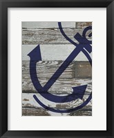 Coastal Nautical 1 Fine Art Print