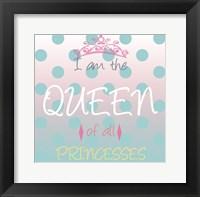 Princess Queen Fine Art Print