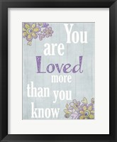 Loved Fine Art Print