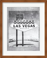 Welcome to Vegas Fine Art Print
