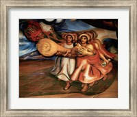 Safety Of All Mexicans Fine Art Print