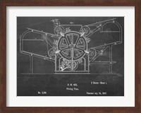 Printing Press Fine Art Print