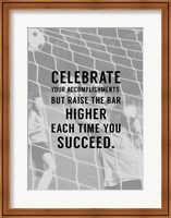 Celebrate What You've Accomplished Fine Art Print