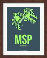MSP Minneapolis 2 Fine Art Print