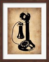 Vintage Phone 2 Fine Art Print