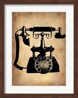 Vintage Phone 3 Fine Art Print