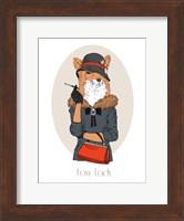 Foxy Lady Fine Art Print