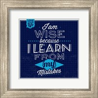I'm Wise 1 Fine Art Print