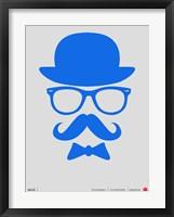 Hats Glasses and Mustache 3 Fine Art Print
