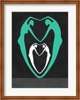 Green heart Fine Art Print