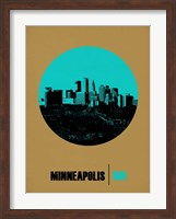 Minneapolis Circle 1 Fine Art Print