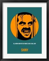 Shiny 2 Fine Art Print