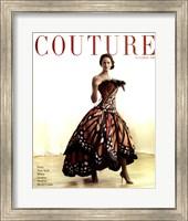 Couture Oct 1968 Fine Art Print
