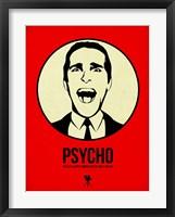 Psycho 1 Fine Art Print