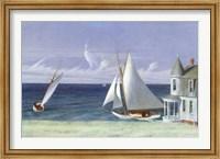 The Lee Shore, 1941 Fine Art Print