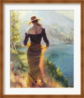 Lady of the Lake Fine Art Print