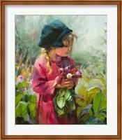Child Of Eden Fine Art Print