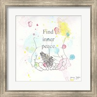 Find Inner Peace Fine Art Print