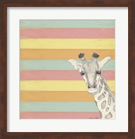 Giraffe 1 Fine Art Print