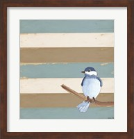 Dark Bluebird Fine Art Print