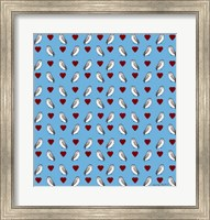 Owl Pattern Fine Art Print