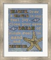 Seastar Fine Art Print