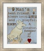 Best Friend Fine Art Print