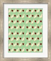 Dog Pattern 2 Fine Art Print