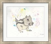 Chipmunk Fine Art Print
