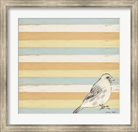 Bird Stripes Fine Art Print