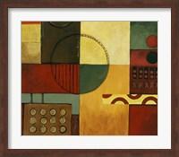 Abstract Fields I Fine Art Print