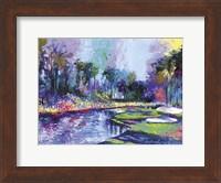 Golf Hole Fine Art Print