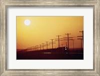 California Railroad Fine Art Print