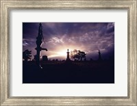 Grafton Cemetery Fine Art Print