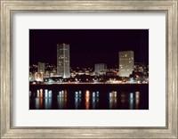 Downtown Portland Fine Art Print