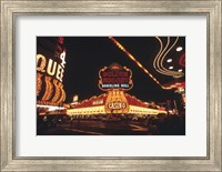 Vegas Lights Fine Art Print