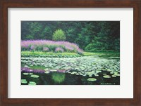 Stratford Marsh Fine Art Print