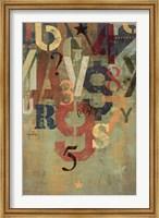 Alpharain Fine Art Print