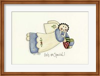 Girls Are Special Angel Fine Art Print