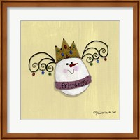 Egg Princess Fine Art Print