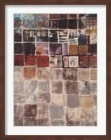 Matelasse Tile Fine Art Print