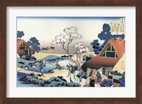 Workday in a Small Town Fine Art Print