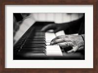 Piano Fine Art Print