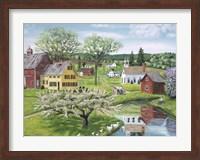 Apple Blossom Time Fine Art Print