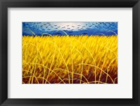 Homage To Van Gogh 1 Fine Art Print